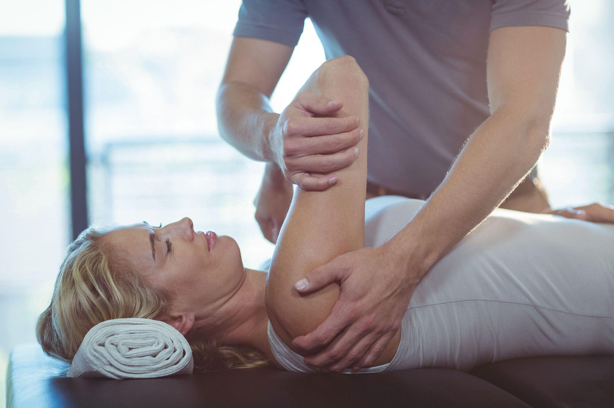 Shoulder Pain Sydney Physiotherapists